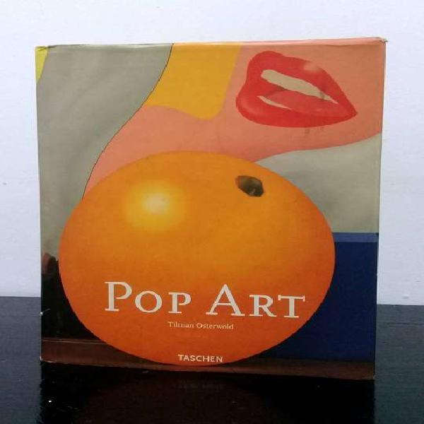 Pop art – editorial taschen