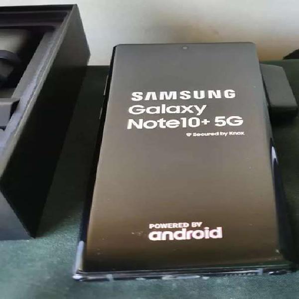Samsung galaxy note 10 plus 5 g de 512 gb