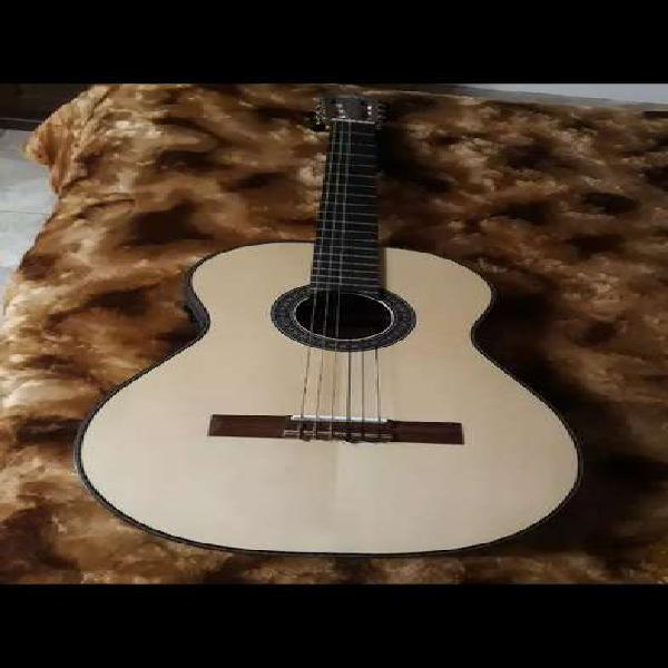 Vendo o permuto guitarra clasica la alpujarra 100 con