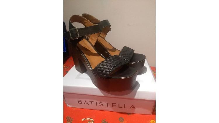 Zapatos mujer batistella con plataforma