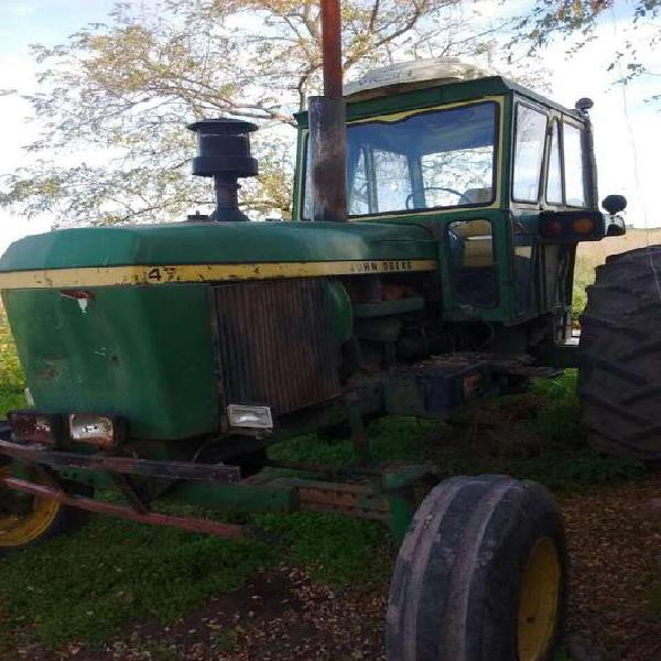Vendo maquinarias agrícolas .