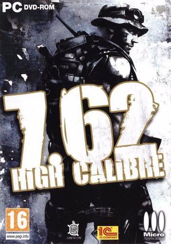 Juegos pc 7.62 high calibre accion +16 años 11114 z.devoto