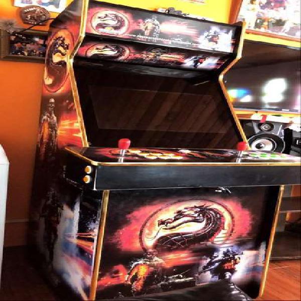 Arcade multijuegos