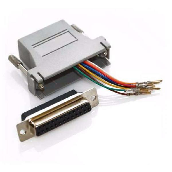 Cables RS232 Balanzas, comanderdas, industria a medida CABA