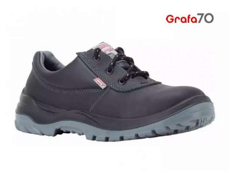 Zapato de seguridad grafa 70