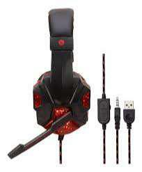 Auricular gamer con microfono para ps4 play station pc