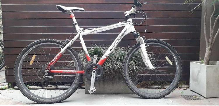 Bicicleta mtb robinson rodado 26 21 cambios