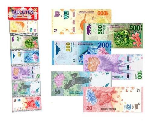 Billetes didacticos dinero x 80 delicias3