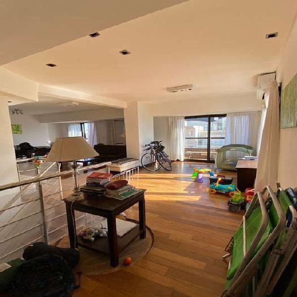 Departamento 4 ambientes duplex con terraza propia