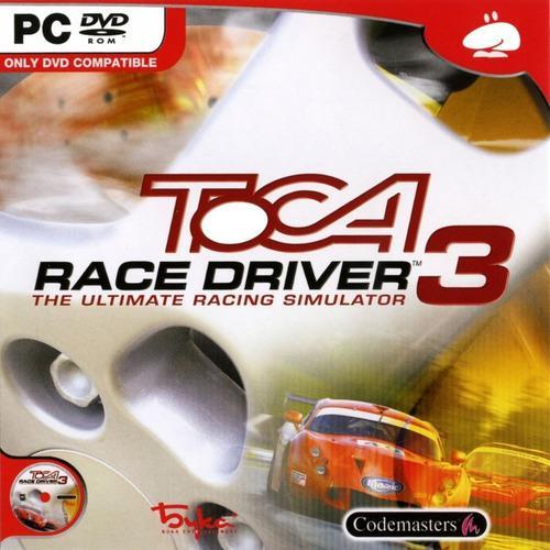 Juego pc digital toca race driver 3 - mtgalsur