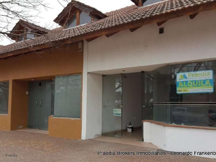 Local comercial en alquiler en villa general belgrano -