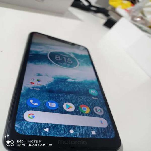 Motorola one liberado