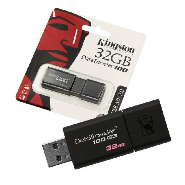 Pen drive 32gb kingston/ verbatim