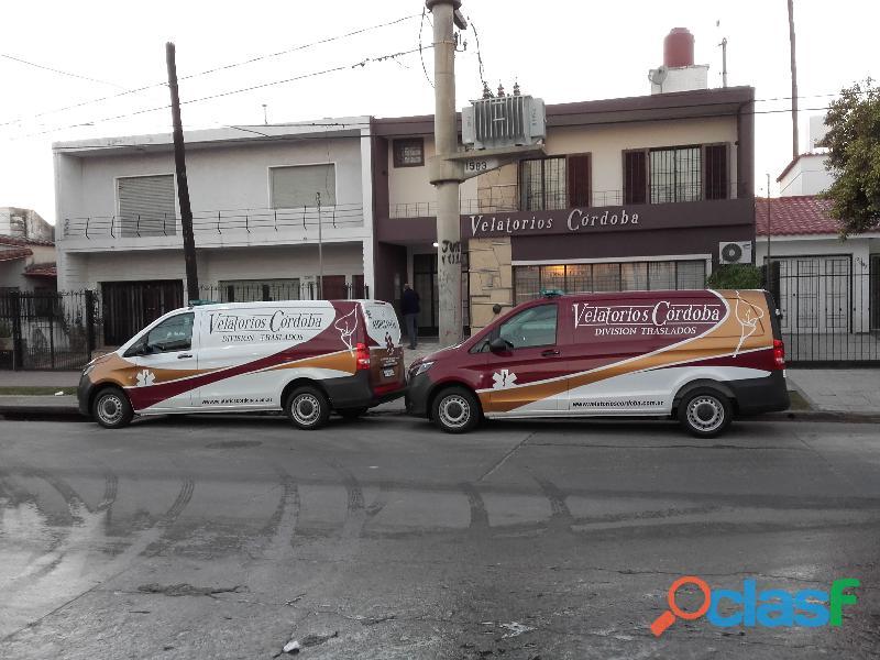 VELATORIOS CORDOBA SERVICIOS FUNERARIOS 24HS 1