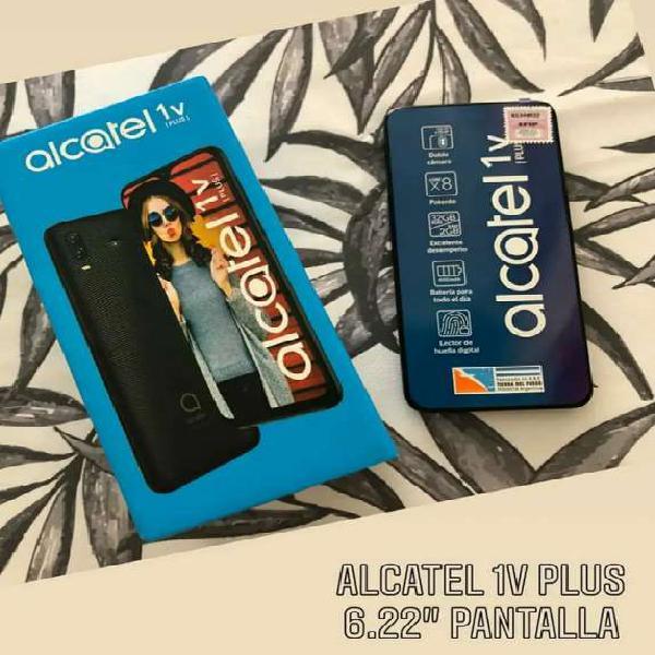 Alcatel 1v plus 32gb nuevo libre a estrenar completo