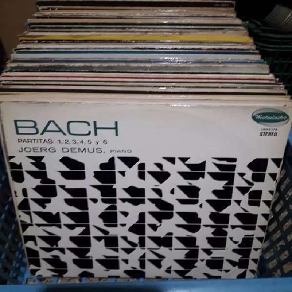 Discos vinilos de musica clasica importados
