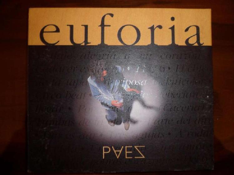 Fito paez euforia cd