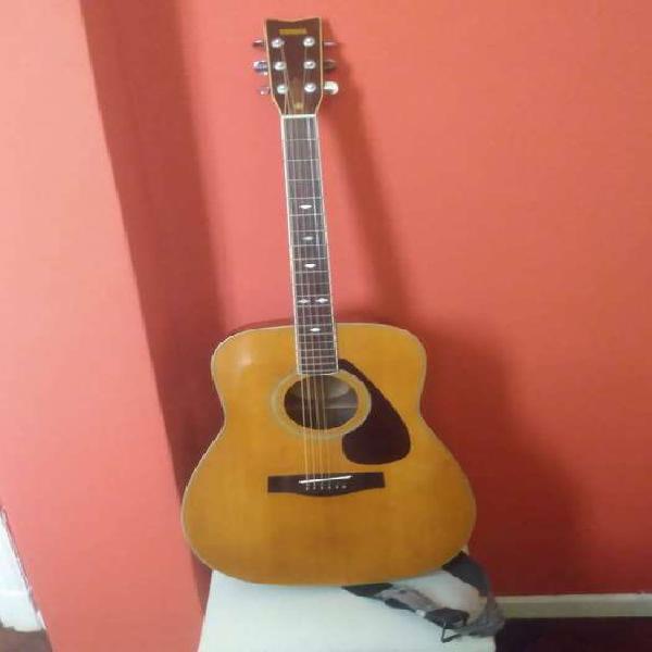 Guitarra acústica yamaha fg345 - excelente estado
