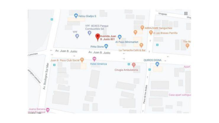 Inmobiliaria romero vende terreno interno en pleno centro de