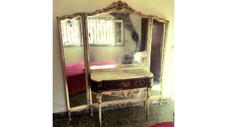 Juego dormitorio luis xvi maria antonieta