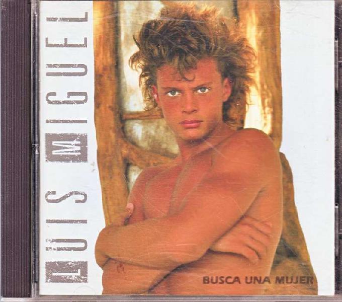 Luis miguel busca a una mujer cd
