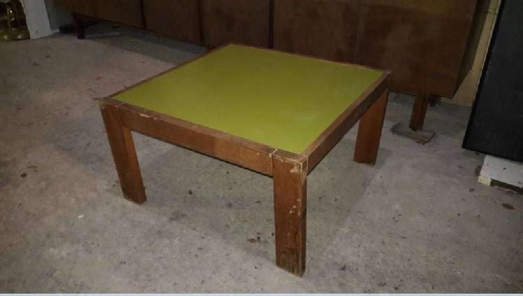 Mesa ratona tapa verde 1000$