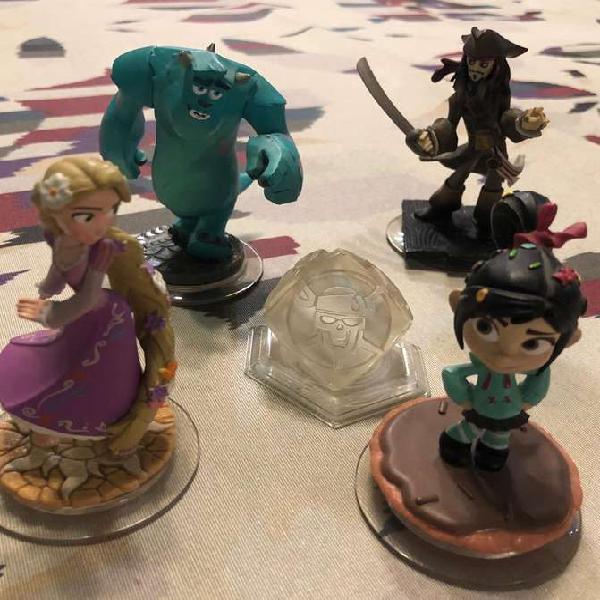 Muñecos y mundo de juego disney infinity ps3