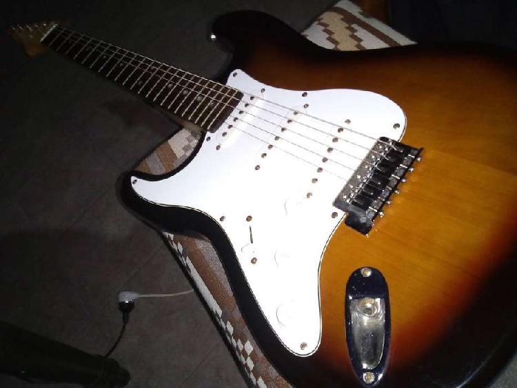Permuto guitarra electrica por ps2