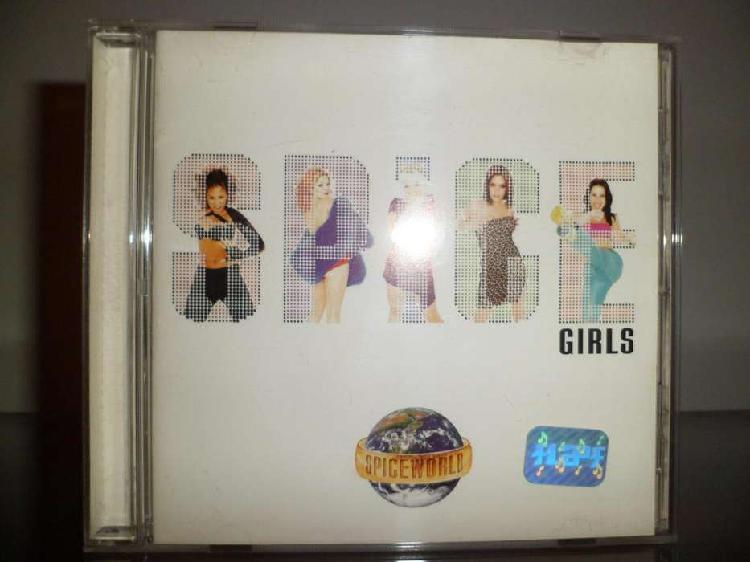 Spice Girls - spice world cd
