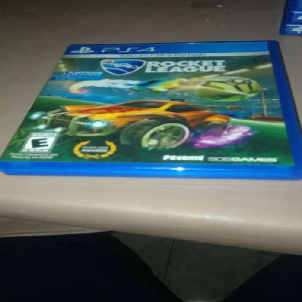 Vendo juegos ps4 nuevos fisicos