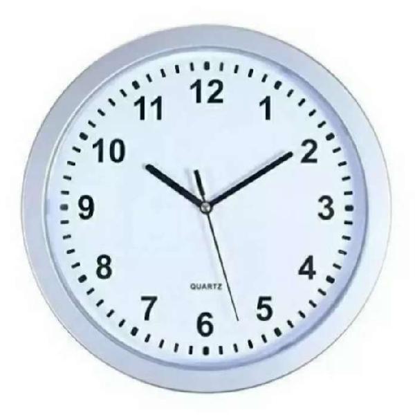 Vendo reloj pared nuevos, caja de seguridad oculta