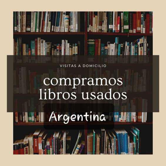 Compramos libros a domicilio 1558805897 en Belgrano