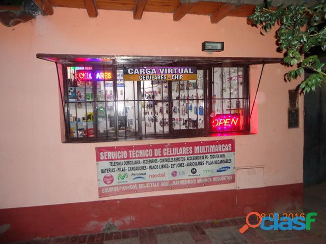 Local para accesorios celular