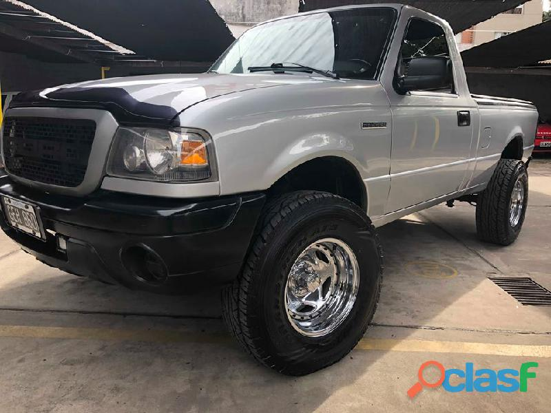 Ford ranger 3.0 cd xlt 4x4 impecable