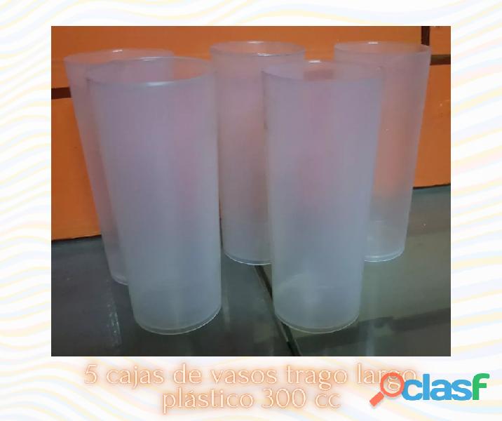 NUEVO   Vasos descartables a la venta. 5
