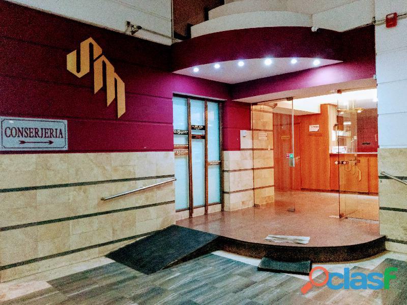 Único departamento externo de 90 m2, 2 Dorm.c/Cochera, en S.Michell! 15