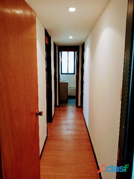 Único departamento externo de 90 m2, 2 Dorm.c/Cochera, en S.Michell! 8