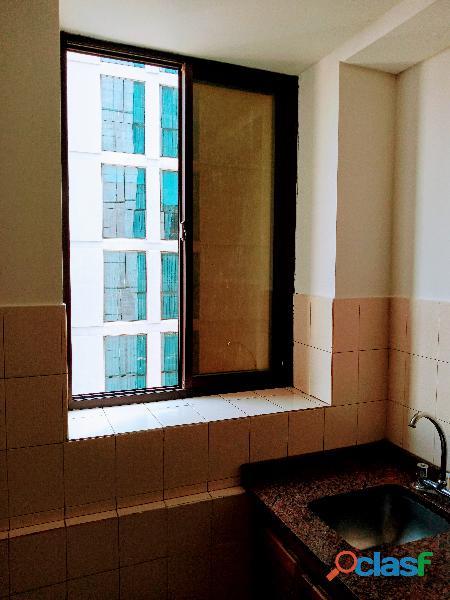 Único departamento externo de 90 m2, 2 Dorm.c/Cochera, en S.Michell! 19