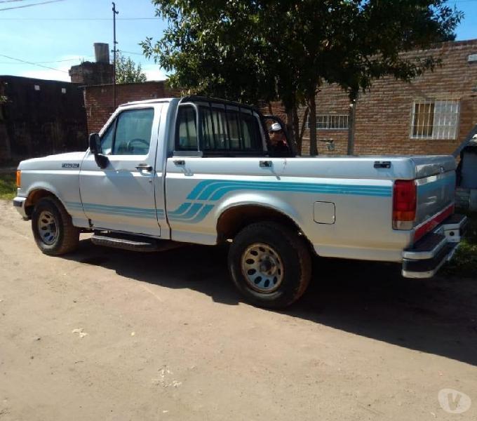 Ford f100 motor mwm caja clark grande