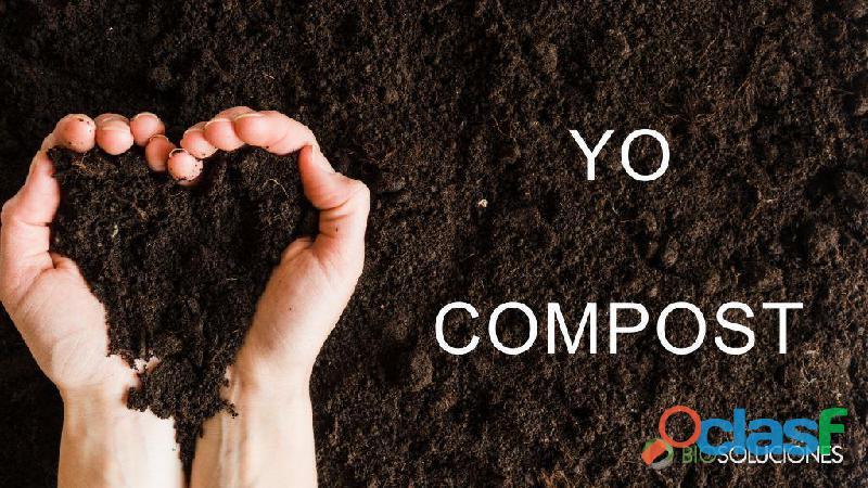 Biocompost   Fertilizante Natural (Genere SU Propio Compost) 1
