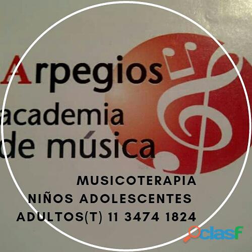 Musicoterapia Artes
