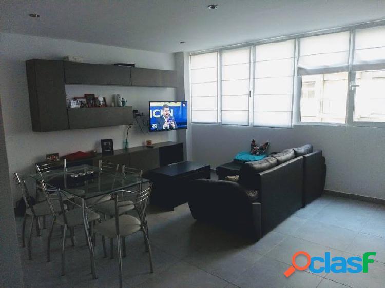 Dto. semipiso de 2 amb. externo. 55 m2. c/cochera privada - shoping nuevo