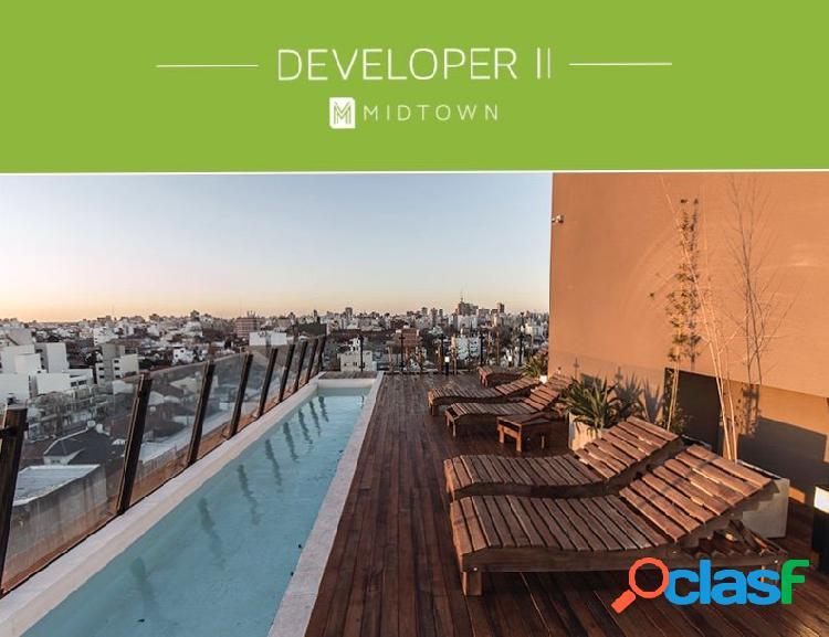 Departamento 3 amb, premium, en barrio chauvin amenities, categoria santa fe 3300
