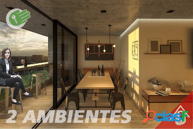San jose - 2 amb - 57 m2