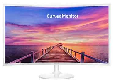 Monitor led samsung curvo 32 lc32f391 con active crystal