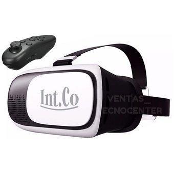 Vr Box Casco Lentes Realidad Virtual + Joystick Bluetooth