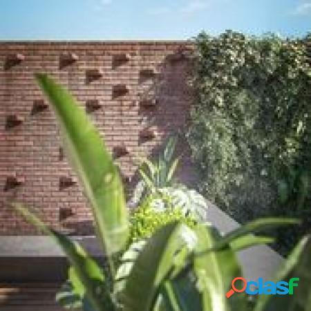 Dúplex dos dormitorios - terraza exclusiva - amenities - financiación - edificio de categoría en construcción - entrega marzo 2024 - san juan 2600