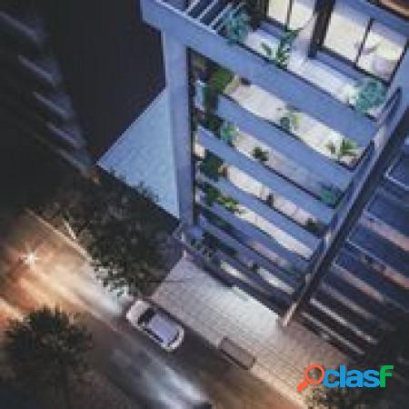 Monoambientes. balcón. espacios de uso común. financiación. edificio de categoría en construcción. entrega abril 2024, san juan 2600