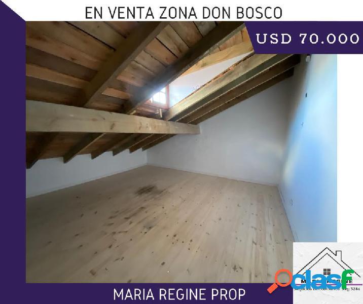 Venta ph - duplex 3 ambientes don bosco y castelli mar del plata