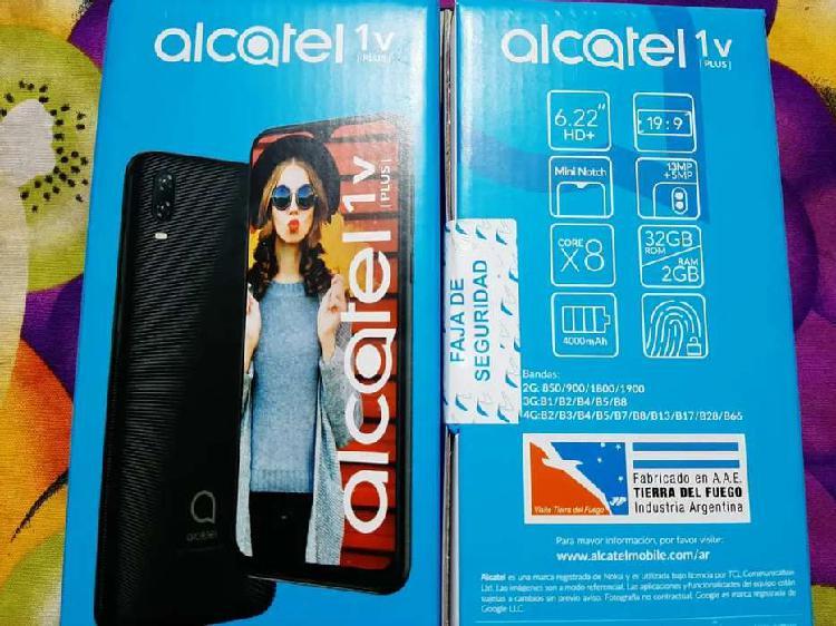 Alcatel 1v plus 32gb nuevo libre a estrenar completo zona